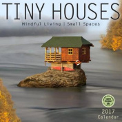 Tiny Houses 2017 Wall Calendar