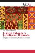 Justicia Indigena y Jurisdiccion Ordinaria [Spanish]