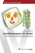 Sozialkampagnen Fur Kinder [GER]