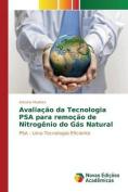 Avaliacao Da Tecnologia Psa Para Remocao de Nitrogenio Do Gas Natural [POR]