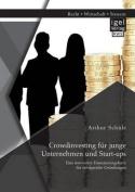 Crowdinvesting Fur Junge Unternehmen Und Start-Ups [GER]