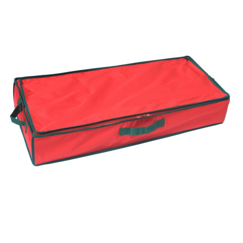 Wrapping Paper Storage Bag- Heavy Duty Christmas Gift Wrap ...