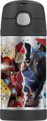 Thermos Captain America Civil War Funtainer Bottle, 350ml, Multicolor