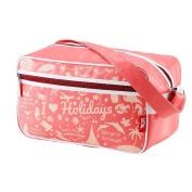 Cabin Max Arezzo Stowaway Bag 35x20x20cm Ipad / Tablet Travel Shoulder Bag - Perfect Second Bag for Ryanair