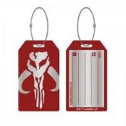 Bag Tag Star Wars Assassin Aluminium lu307nstw