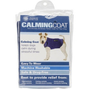 "Calming Coat Medium 46cm ""-70cm "" Chest-Navy"