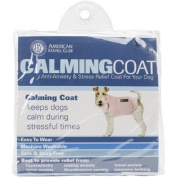 "Calming Coat Extra Small 33cm ""-46cm "" Chest-Pink"