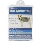 "Calming Coat Medium 46cm ""-70cm "" Chest-Grey"