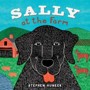 Abrams Books-Sally At The Farm