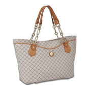 Signature Trendy Traveller's Tote - Signature Natural