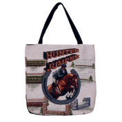 (Price/EACH)Simply Home Hunter/Jumper - Tote Bag