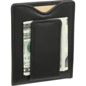 Regatta Cowhide Leather Card Holder with Magnetic Money Clip and 1 Utility Pocket