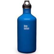 Klean Kanteen Classic 1890ml Bottle with Loop Cap - Blue Planet