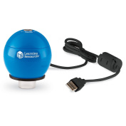 Learning Resources Zoomy 2.0 Handheld Digital Microscope, Blue
