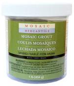 Mosaic Mercantile Sanded Grout Tub, Charcoal