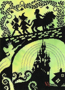 Bothy Threads Wizard Of Oz Cross Stitch Kit