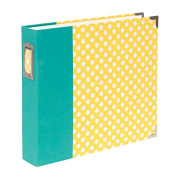 Project Life Aqua Edition Designer Cloth Album