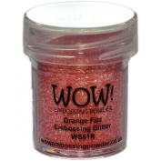 Wow Embossing Powder, 15ml, Orange Fizz