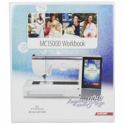 Janome Horizon Memory Craft 15000 Work Book