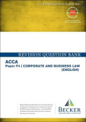 ACCA Approved- F4 Corporate & Business Law