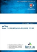 ACCA Approved - P1 Governance, Risk and Ethics