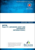 ACCA Approved - P7 Advanced Audit and Assurance