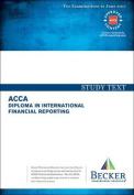 DIPIFR - Diploma in International Financial Reporting
