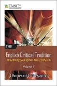 English Critical Tradition