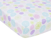 Miracle Blanket MiracleWare Muslin Crib Sheet, Colour Bursts