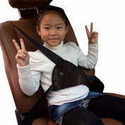 DZT1968® Child Car Safety Belt Cover Seat Adjuster Device Protector Seat Belt Positioner
