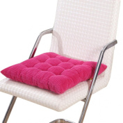 Outtop Corduroy Thickened Nine-pin Cushion Buttocks Seat Chair Pads