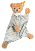 Steiff Sleep Well Bear Comforter, Grey, 28cm