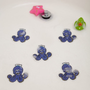 Bath Tub Stickers Octopus Cute - Shower Kids Babies Decals Treads Non-slip Applique