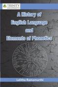 A History of English Language & Elements of Phonetics