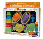"Fun Time ""Bath Time"" Play Set"