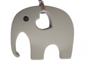 Elephant Teether Soother Silicone Toy BPA Free, 11 Colours