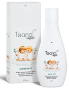 Gentle Angel Baby Foam Shampoo and Bodywash with Olive oil and Eucalyptus - Calming Aromatherapy Effect - 250 ml