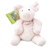 Kuddleez Animal Heat Pack - Pig Microwaveable Wheat Pack Soft Childrens Toy 28 x 26 cm