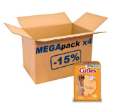Mega Pack Cuties by First Quality® 16/92 Nappies