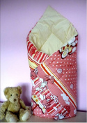 Baby Swaddle Blanket and Wrap, Over 30 Colourful Nursery Designs, Ideal for 0-6 Months Babies