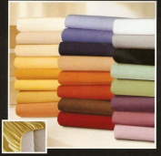 Children's/Baby Fitted Sheet 60 x 120 - 70 x 140 cm Fitted Sheet Bed Sheet Jersey Colour Lava Pendulum
