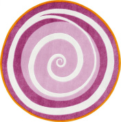 Kids Concept 600156 Rug Swirl Fairy Pink/Purple