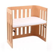 NSAuk Coconut and Bamboo Mattress for Babybay Trend