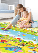 Parklon greensoft playmat YB Car Playroad