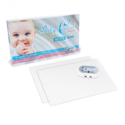Respiratory Movement Monitor Baby Control Digital BC-220i for TWINS with 2 Sensor Pads