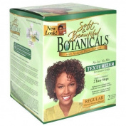 Soft & Beautiful Botanicals Texturizer For Women- Regular Code: