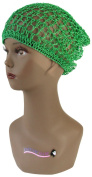 African African Hair Net Green