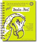 Dodo Pad Mini / Pocket Diary 2017 - Week to View Calendar Year