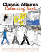 Classic Albums Colouring Book