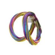 2 Large Elasticated Multi-Coloured
